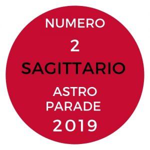 astroparade sagittario 2019