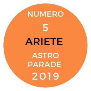astroparade ariete 2019