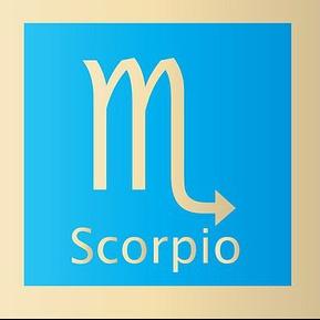 scorpione astroparade