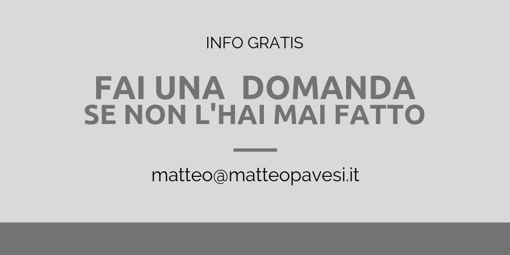 Servizi Matteo Pavesi