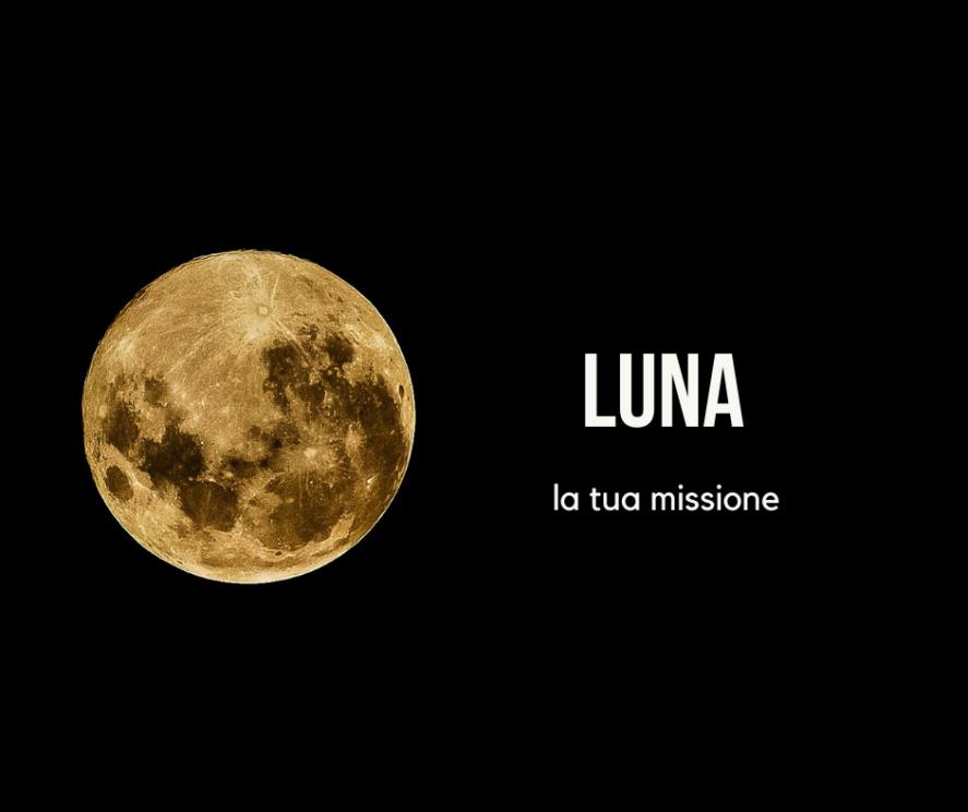 luna come missione