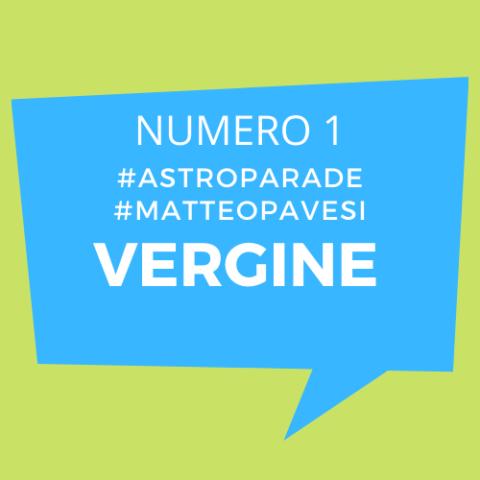 astroparade vergine