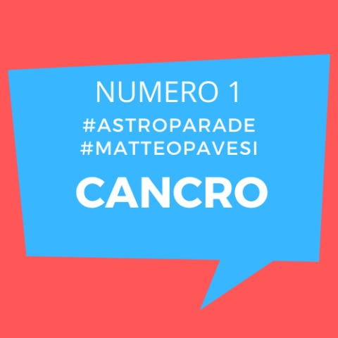 astroparade cancro
