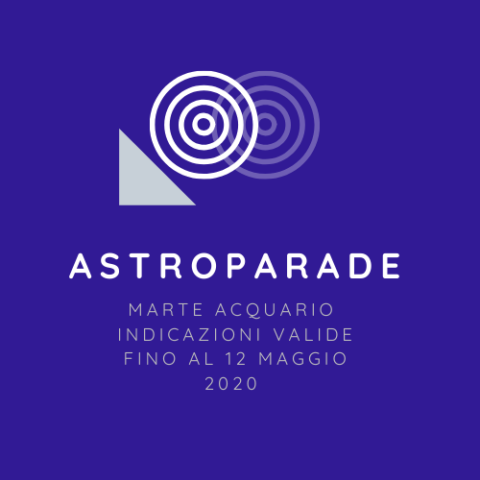 astroparade marte acquario 2020